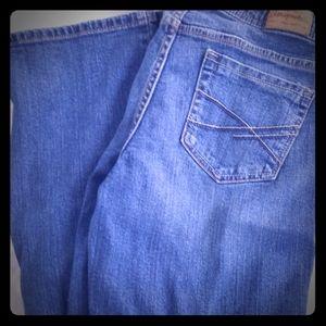 Aeropostale jeans curvy boot size 2.